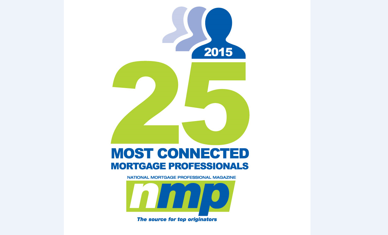 Top 25 Most Connected Mortgage Professional - image