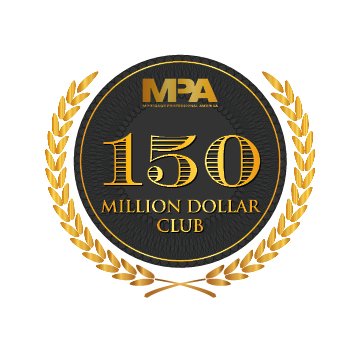 Mortgage Professional America $150 Million Club - image
