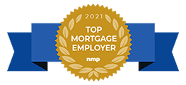 Top Mortgage Employer 2021 - image